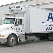 A1 Delivery moving truck